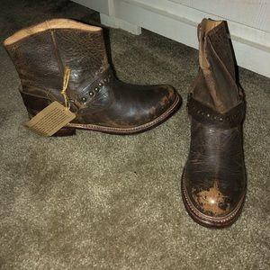 BEDSTU Brown 8.5 Bootie